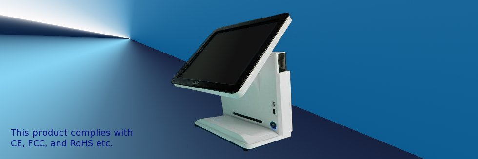 Green Point of sale terminal POS systems